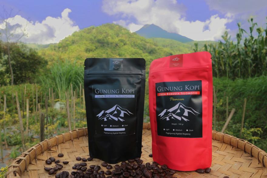 Image : Gunung Kopi